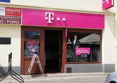 T-Mobile Vysoké mýto / exteriér